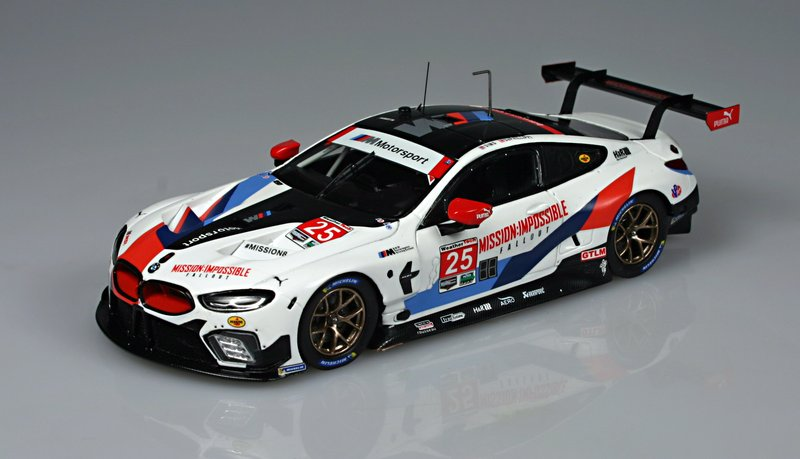 New — Collection models BMW